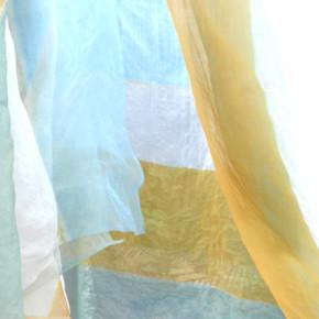 「秦泉寺由子 天然染料の世界」展